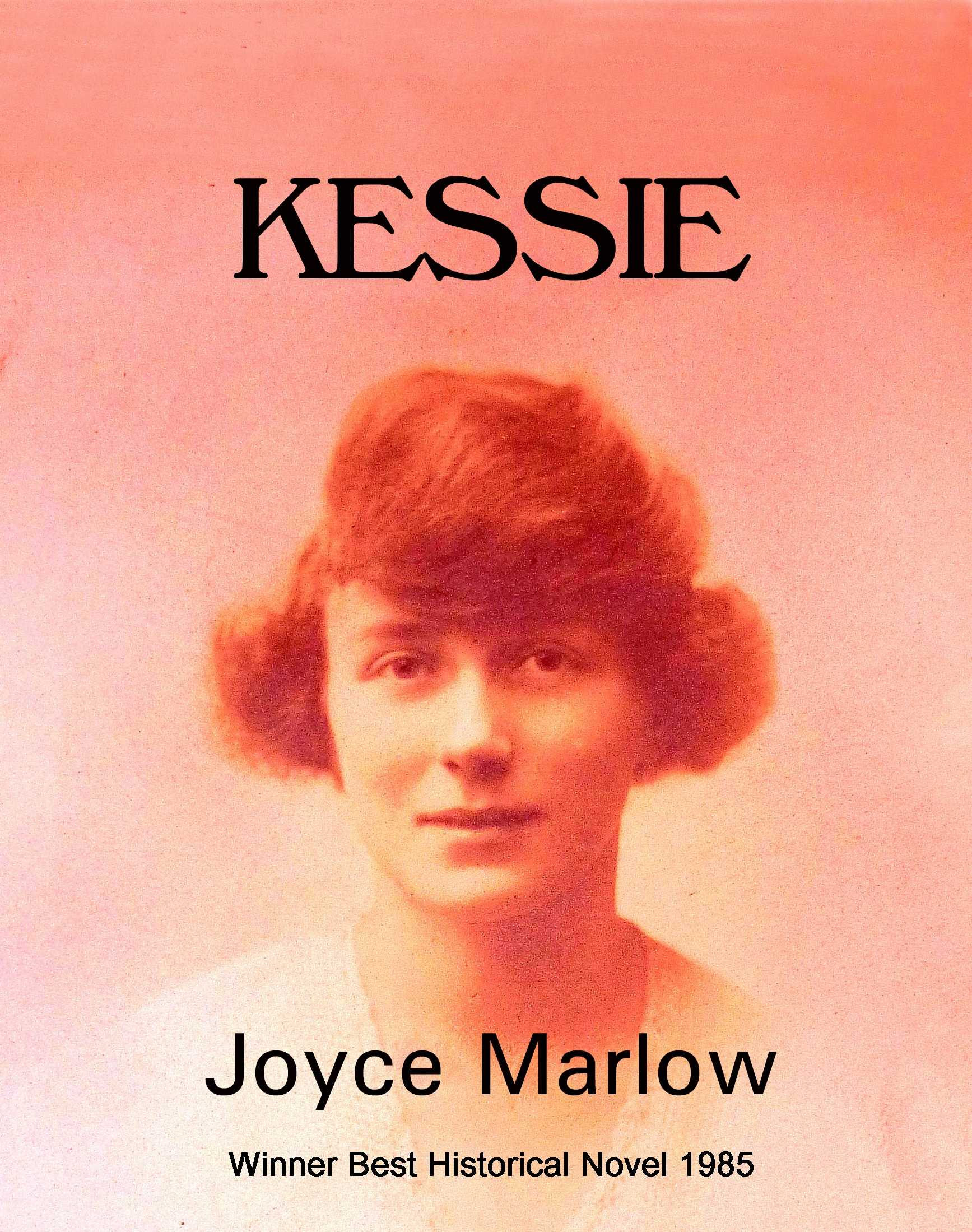 Kessie Book Cover Image